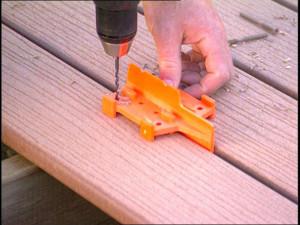 montaj deck (lemn exterior)