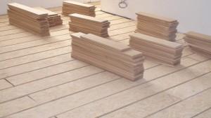 montaj parchet masiv lemn