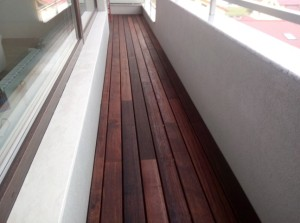finisaj ulei deck balcon