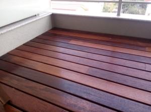 montaj deck balcon