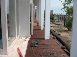reconditionare terasa lemn