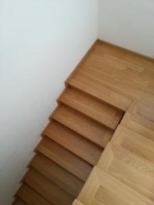 scari interioare parchet