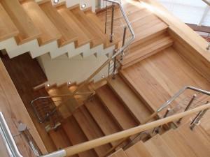 scari lemn masiv fag