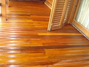 terasa lemn exterior