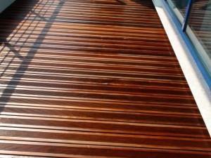 terasa lemn lapacho